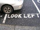 Dublin: look left